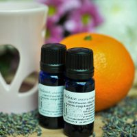 Anxiety relief essential oil