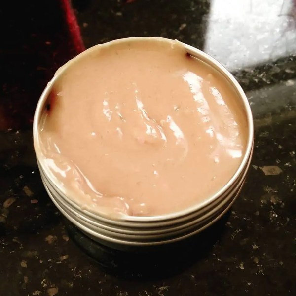 Tinted face cream