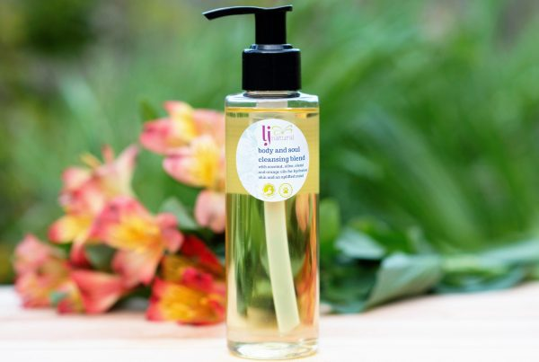 Body and Soul Cleansing Blend handmade organic beauty products