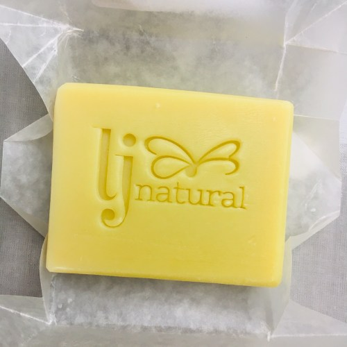 Scratchy Soap Unwrapped for eczema