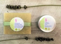 Scratchy Soap and Balm for eczema and sensitive skin