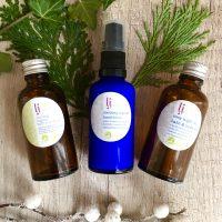body bliss organic body gift box
