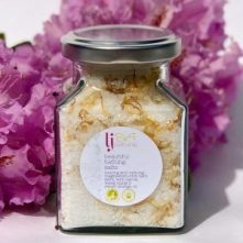 Beautiful Bathing Salts natural skincare products