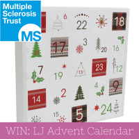 win an LJ Advent Calendar in aid of MS Trust