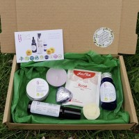 letterbox gift, organic handmade beauty products that fit through your letterbox