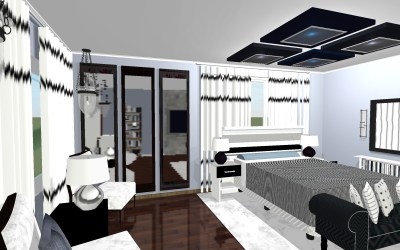 """BLITE"" Bedroom E-Design"