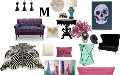 Eclectic Anna- Interior Design Inspiration