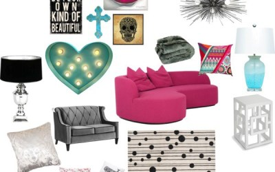 Glamza eDesign Board- Home Decor Inspiration