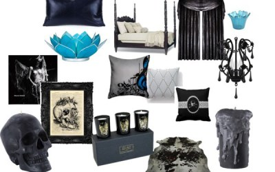 Gothica eDesign Board-Interior Decor Inspiration