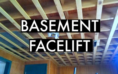 Basement Facelift