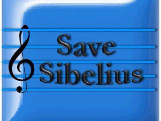 Save Sibelius
