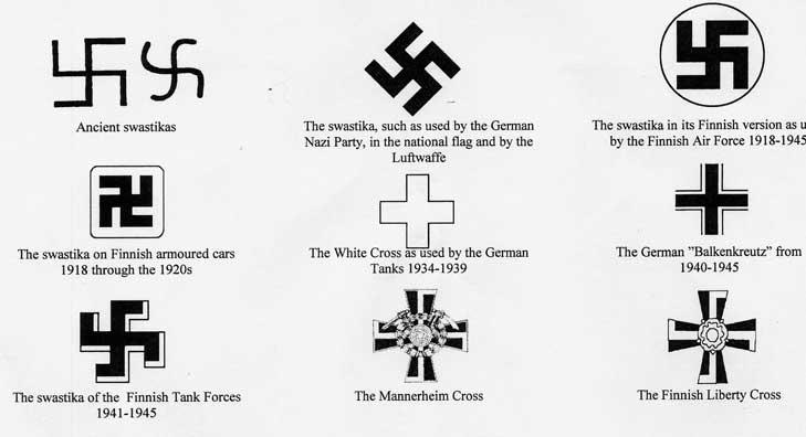 Интересное о финнской государственной символике: haeldar