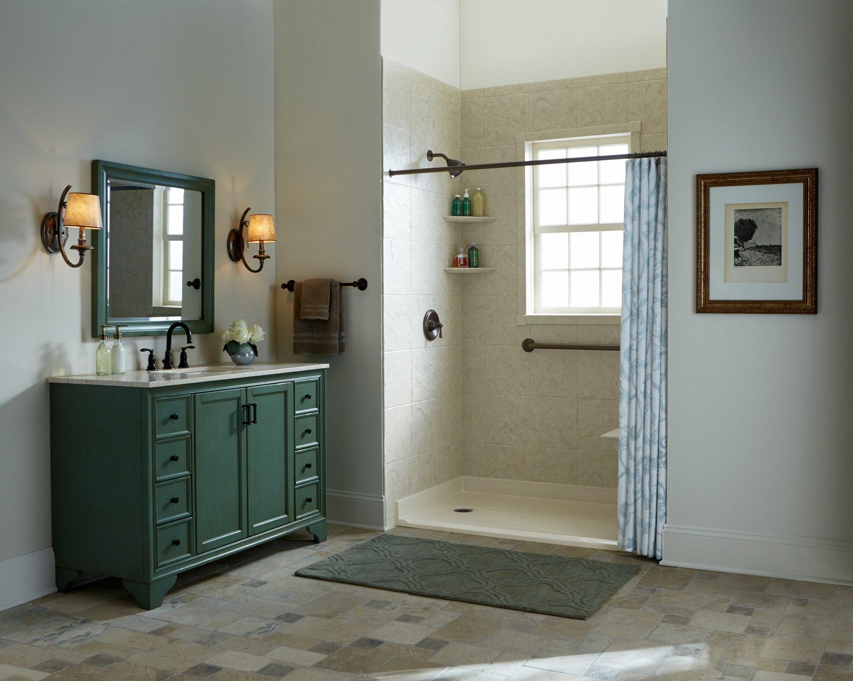 Bathroom Contractors Indianapolis Remodeling  LJ Stone