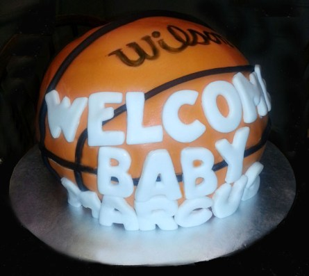 Basketball Welcome