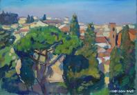 Morgen in Florenz