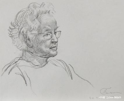 Jannette 20x25 2005