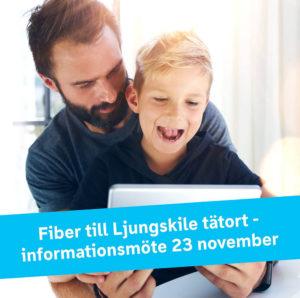 Informationsmöte hålls den 23 november kl 18:00 i Ljungskile Folkhögskola.