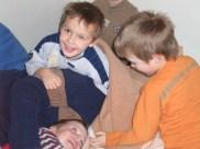 24.12.2004 Kinderbetreuung - 082