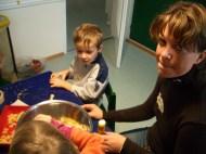 24.12.2004 Kinderbetreuung - 088