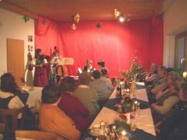 Adventsnachmittag 5.12.2004 - 49