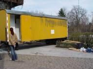 Bauwagen Herrichten 26.03.2005 - 10