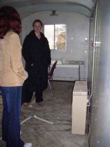 Bauwagen Herrichten 26.03.2005 - 42