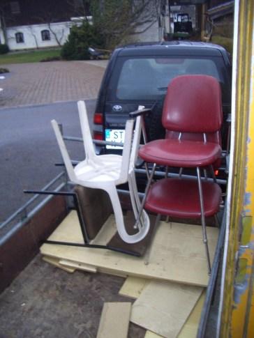 Bauwagen Herrichten 26.03.2005 - 45