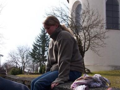Bauwagen Herrichten 26.03.2005 - 58
