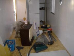 Bauwagen Herrichten 26.03.2005 - 97