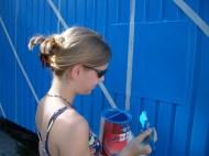 Bauwangen Grillen 25.05.2005 - 09