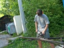 Bauwangen Grillen 25.05.2005 - 14