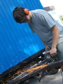 Bauwangen Grillen 25.05.2005 - 19