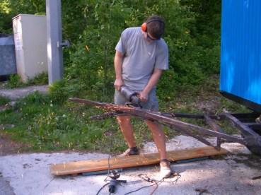 Bauwangen Grillen 25.05.2005 - 20