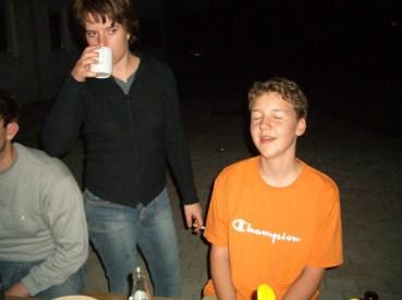 Bauwangen Grillen 25.05.2005 - 36