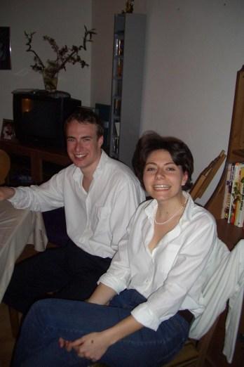Frisch gestrichen 24.04.2004 - 04