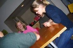 Huettenwochenende 21.10.2005 - 28