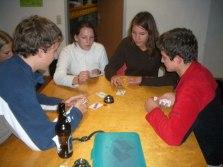 Huettenwochenende 21.10.2005 - 68