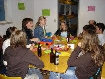 Huettenwochenende 21.10.2005 - 76