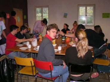 Huettenwochenende 22.10.2005 - 003