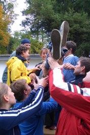 Huettenwochenende 22.10.2005 - 034