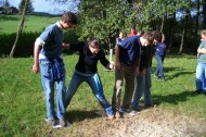Huettenwochenende 22.10.2005 - 041