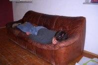Huettenwochenende 22.10.2005 - 057