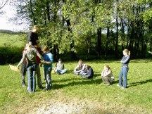 Huettenwochenende 22.10.2005 - 066