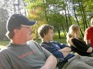 Huettenwochenende 22.10.2005 - 081