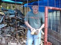 Huettenwochenende 22.10.2005 - 095