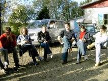 Huettenwochenende 22.10.2005 - 097