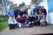 Huettenwochenende 23.10.2005 - 02