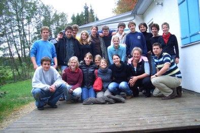 Huettenwochenende 23.10.2005 - 03