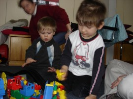 Kinderbetreuung innoSta 18.-19.02.2005 - 41