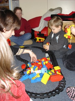 Kinderbetreuung innoSta 18.-19.02.2005 - 42
